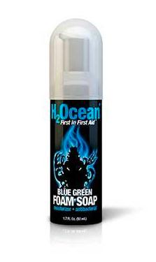 H2Ocean Blue Green Soap
