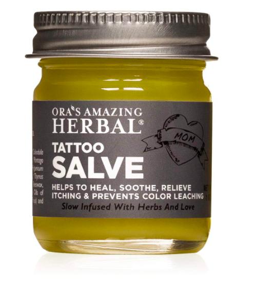 Herbal Tattoo Salve from Ora