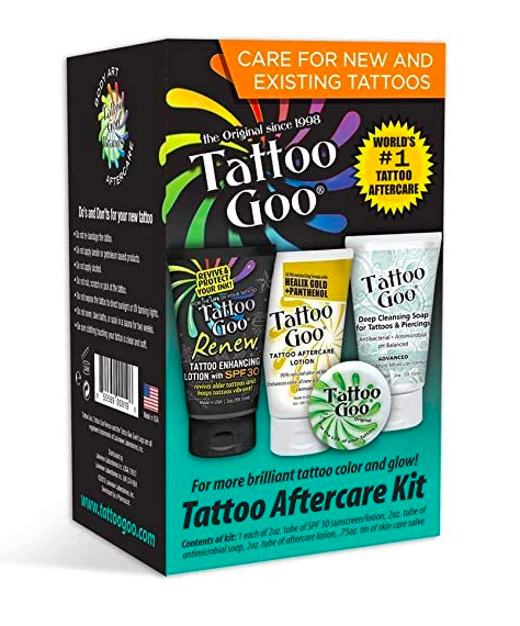 Best Tattoo Aftercare products