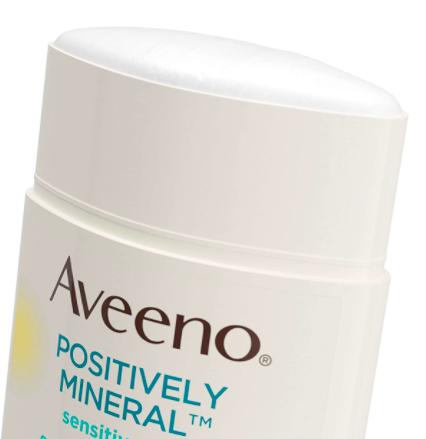 Aveeno Positively Mineral