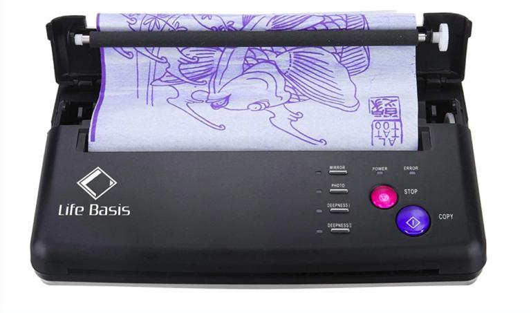 10 Best Tattoo Stencil Machine Choices for Professional Tattoo Artists