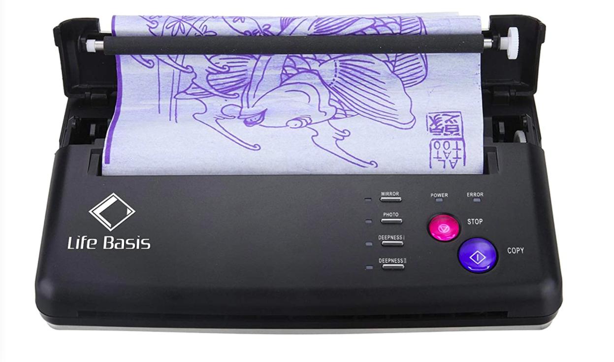 Best Tattoo Stencil Machine