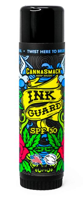 Cannasmack Ink Guard Sunscreen