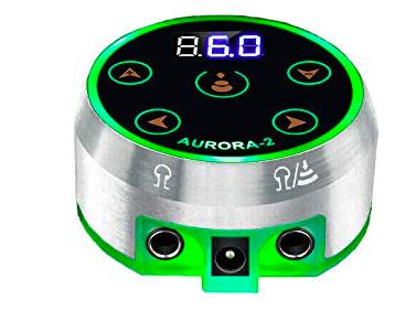 Aurora II Tattoo power supply