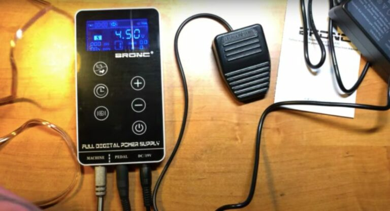 10 Best Tattoo Power Supply Choices in 2021
