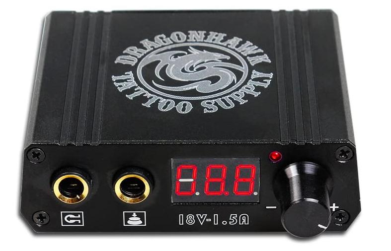 Dragonhawk Tattoo Power Supply