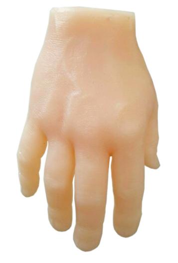Nikko Hurtado Tattoo Hand